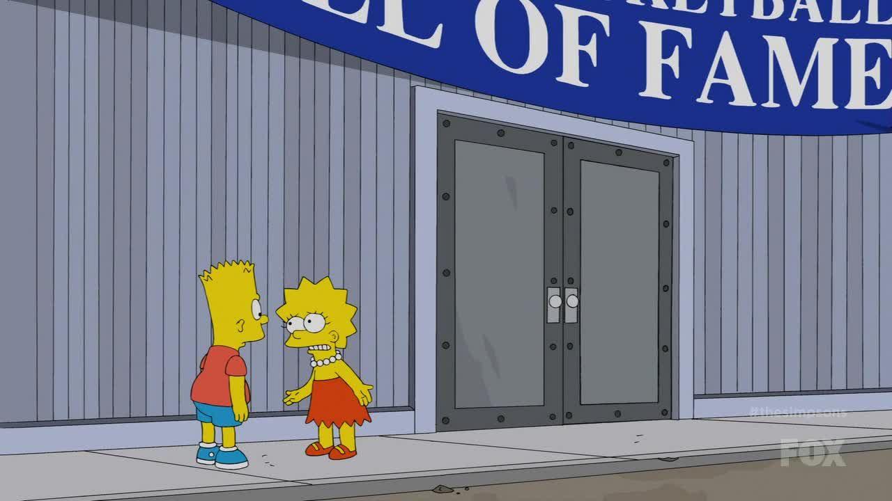 The Simpsons — s26e05 — Opposites A-frack