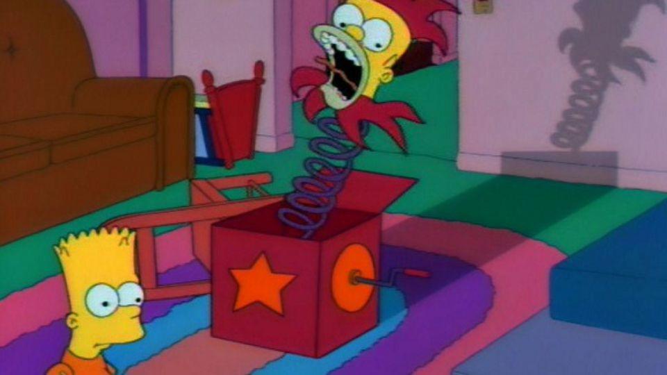 Симпсоны — s03e07 — Treehouse of Horror II