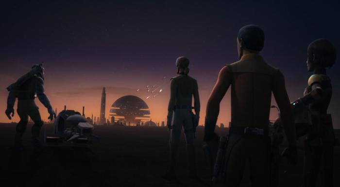Star Wars Rebels — s04e09 — Rebel Assault