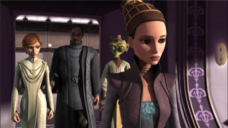 Star Wars: The Clone Wars — s02e15 — Senate Murders