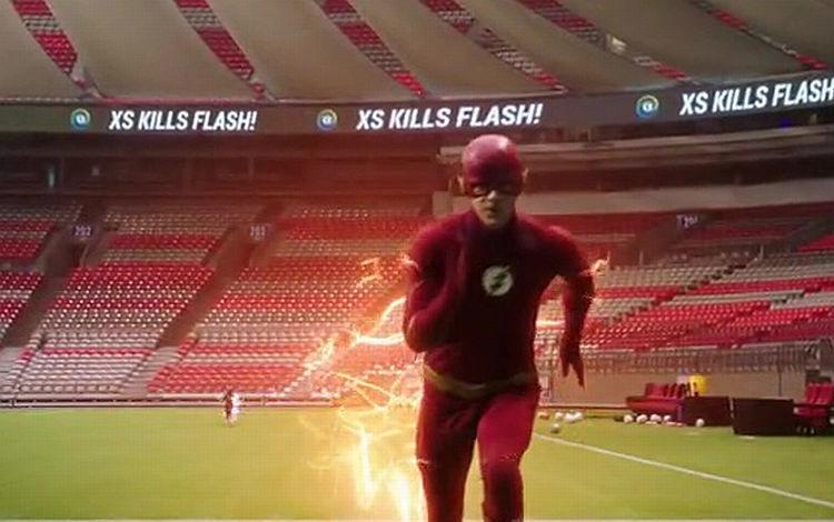 Флэш — s05e04 — News Flash