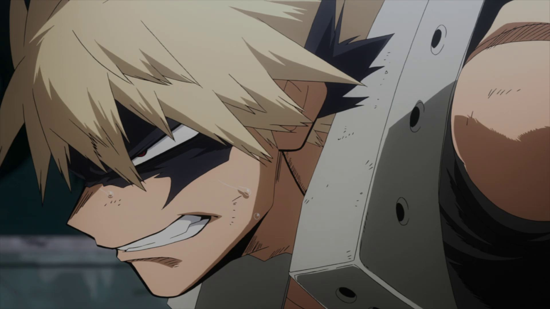 Boku no Hero Academia — s02e24 — Katsuki Bakugo: Origin