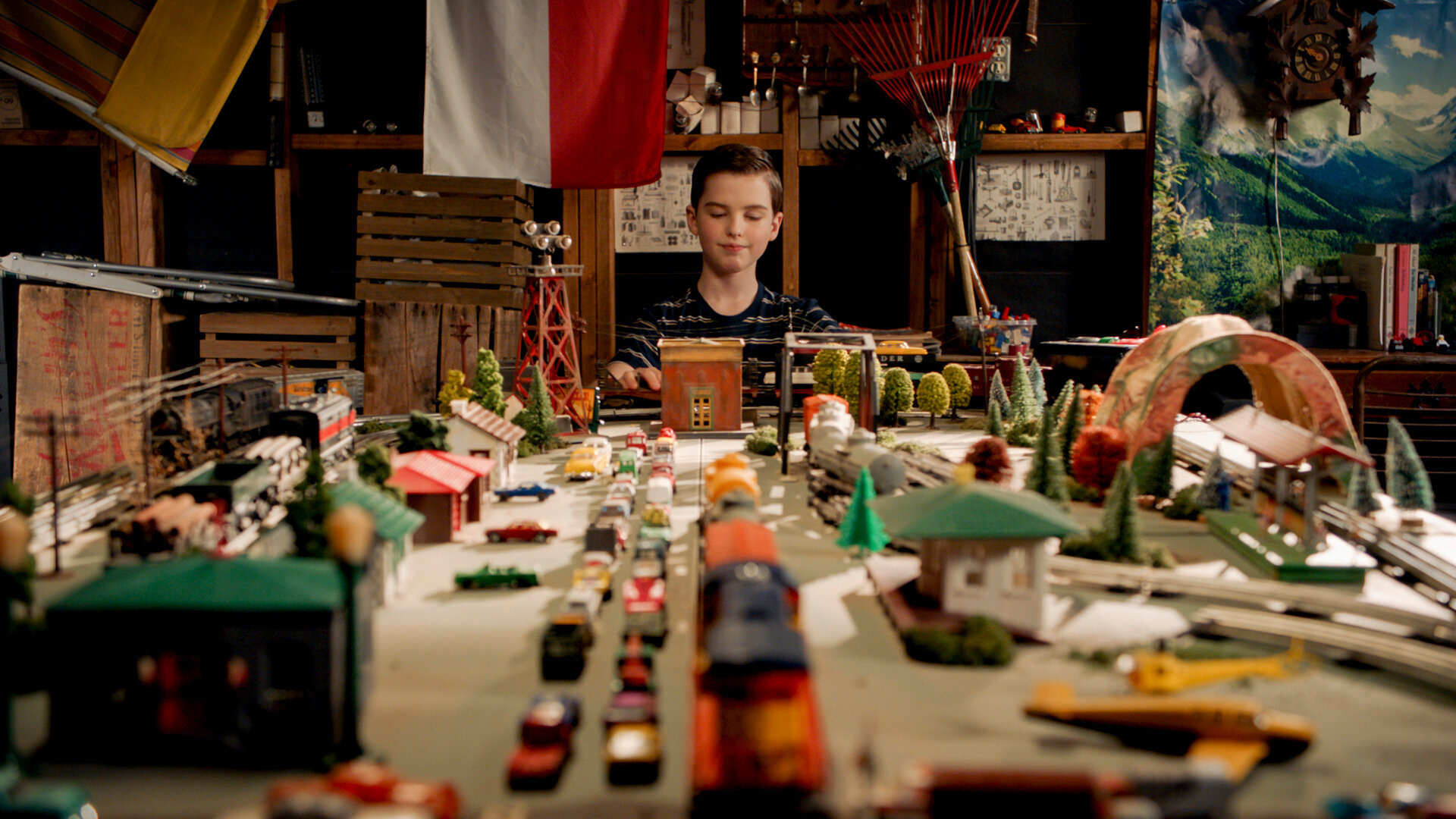 Young Sheldon — s04e14 — Mitch's Son and the Unconditional Approval of a Government Agency
