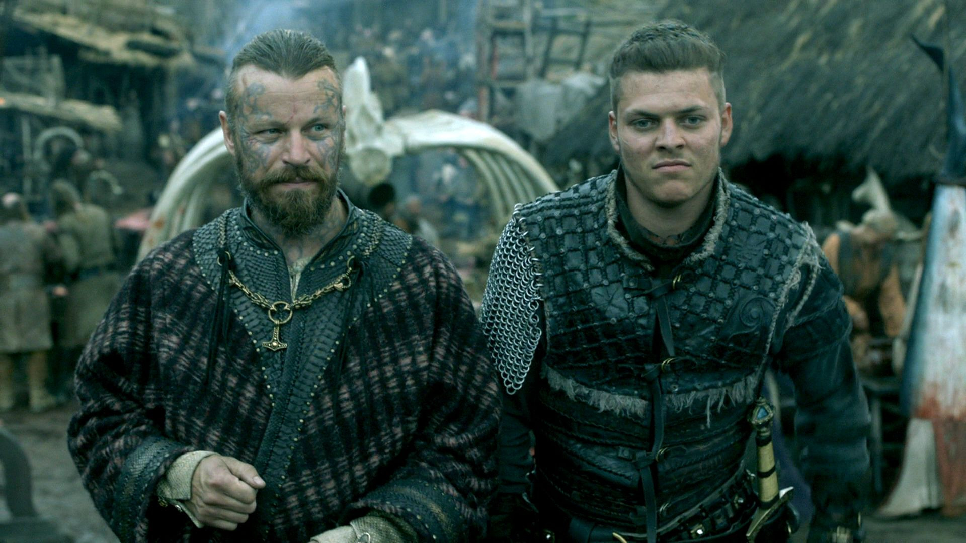 Vikings — s05e06 — The Message