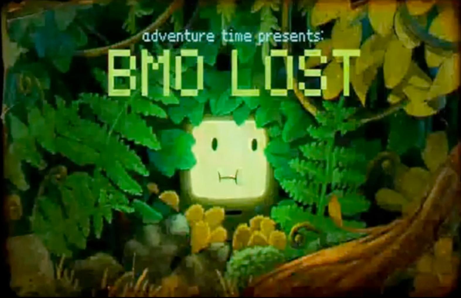 Время приключений — s05e17 — BMO Lost
