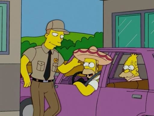 The Simpsons — s16e06 — Midnight Rx