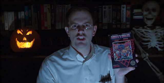The Angry Video Game Nerd — s07e02 — Ghosts 'n Goblins