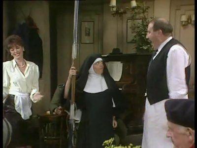 Алло, алло! — s04e04 — The Flying Nun