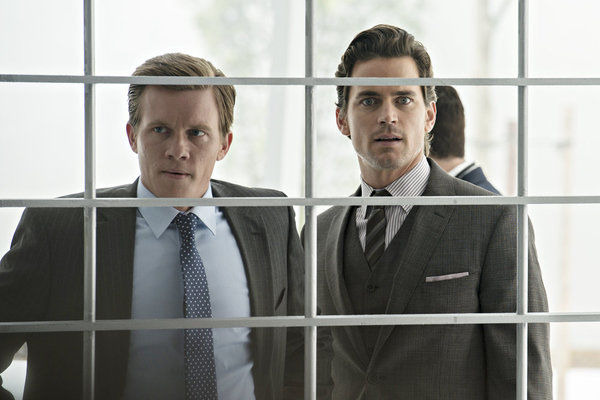 White Collar — s05e03 — One Last Stakeout