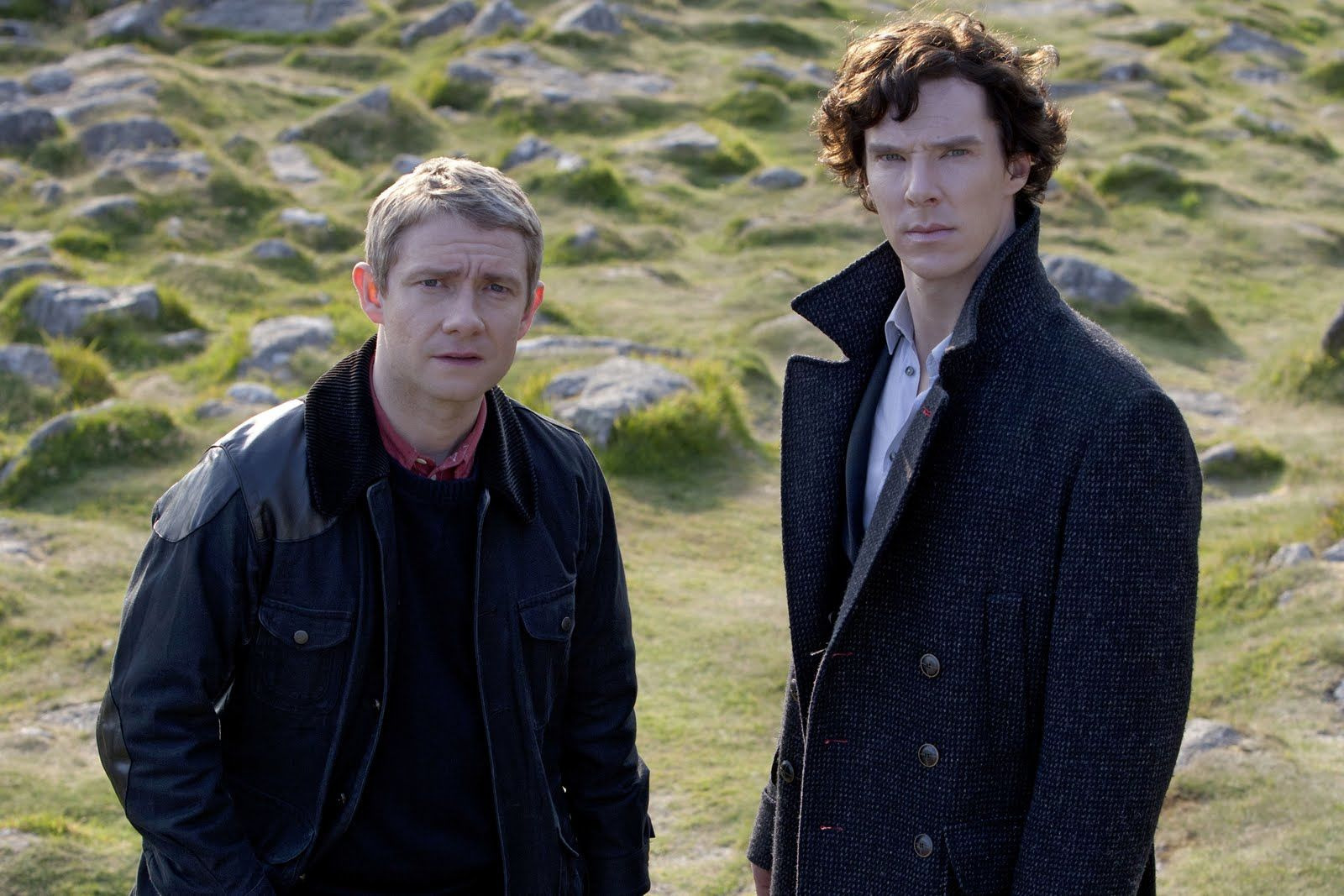 Шерлок — s02e02 — The Hounds of Baskerville