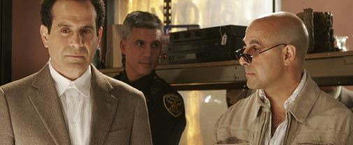 Дефективный детектив — s05e01 — Mr. Monk and the Actor