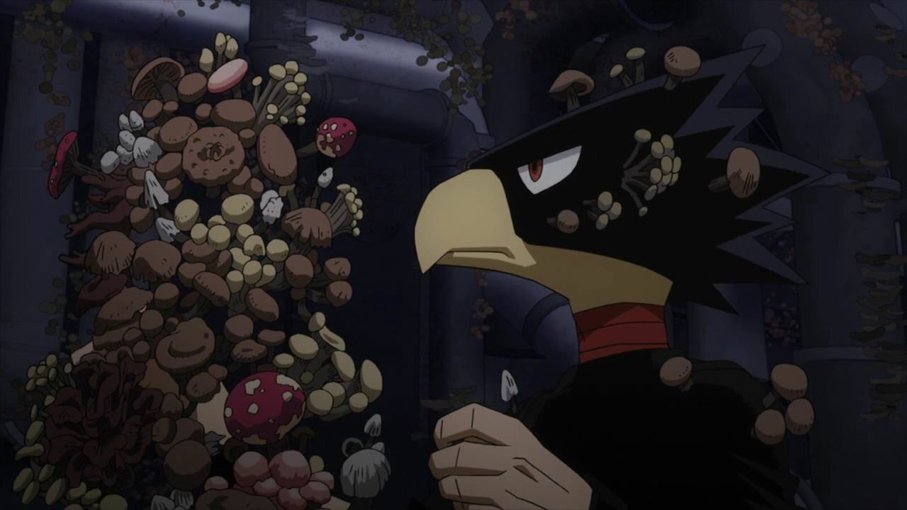 Boku no Hero Academia — s05e06 — Foresight