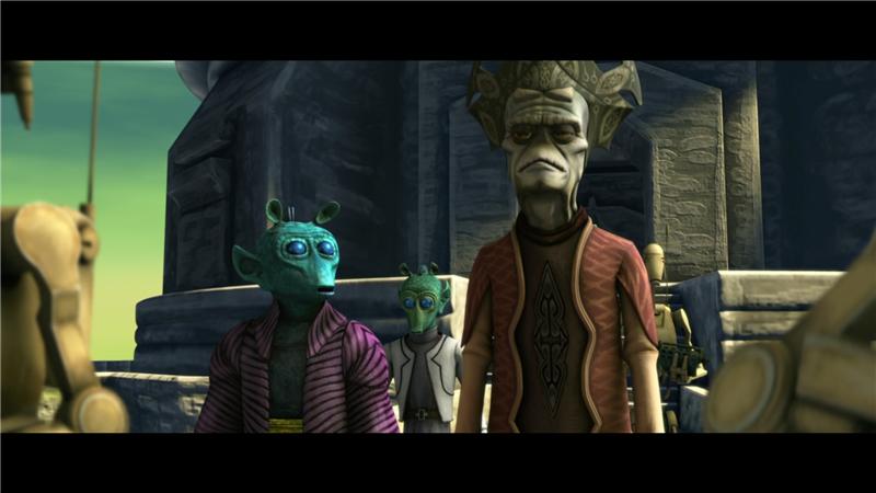 Star Wars: The Clone Wars — s01e08 — Bombad Jedi