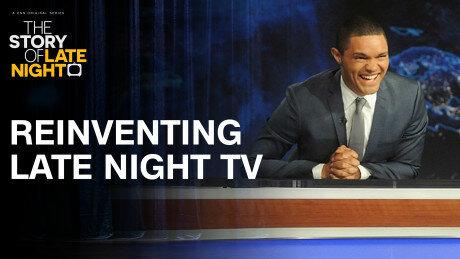 История поздневечерних шоу — s01e06 — Reinventing Late Night