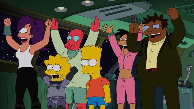 The Simpsons — s26e06 — Simpsorama