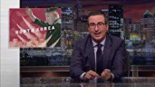 События прошедшей недели с Джоном Оливером — s04e21 — North Korea-United States Relations