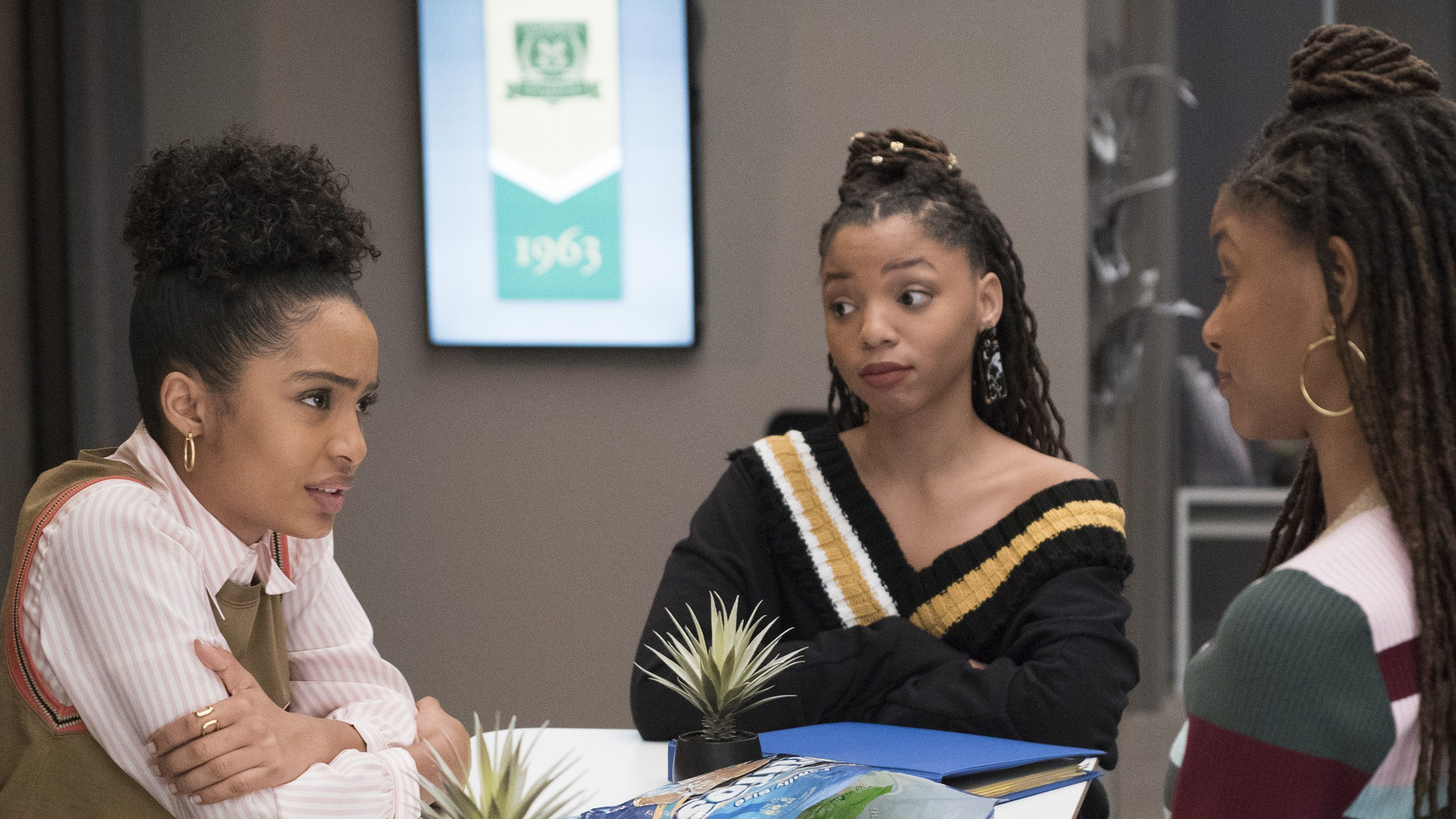 grown-ish — s01e13 — Back & Forth