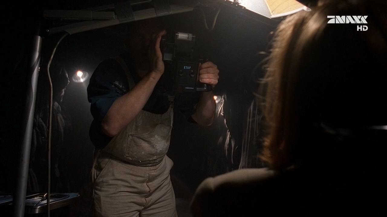 The X-Files — s04e04 — Unruhe