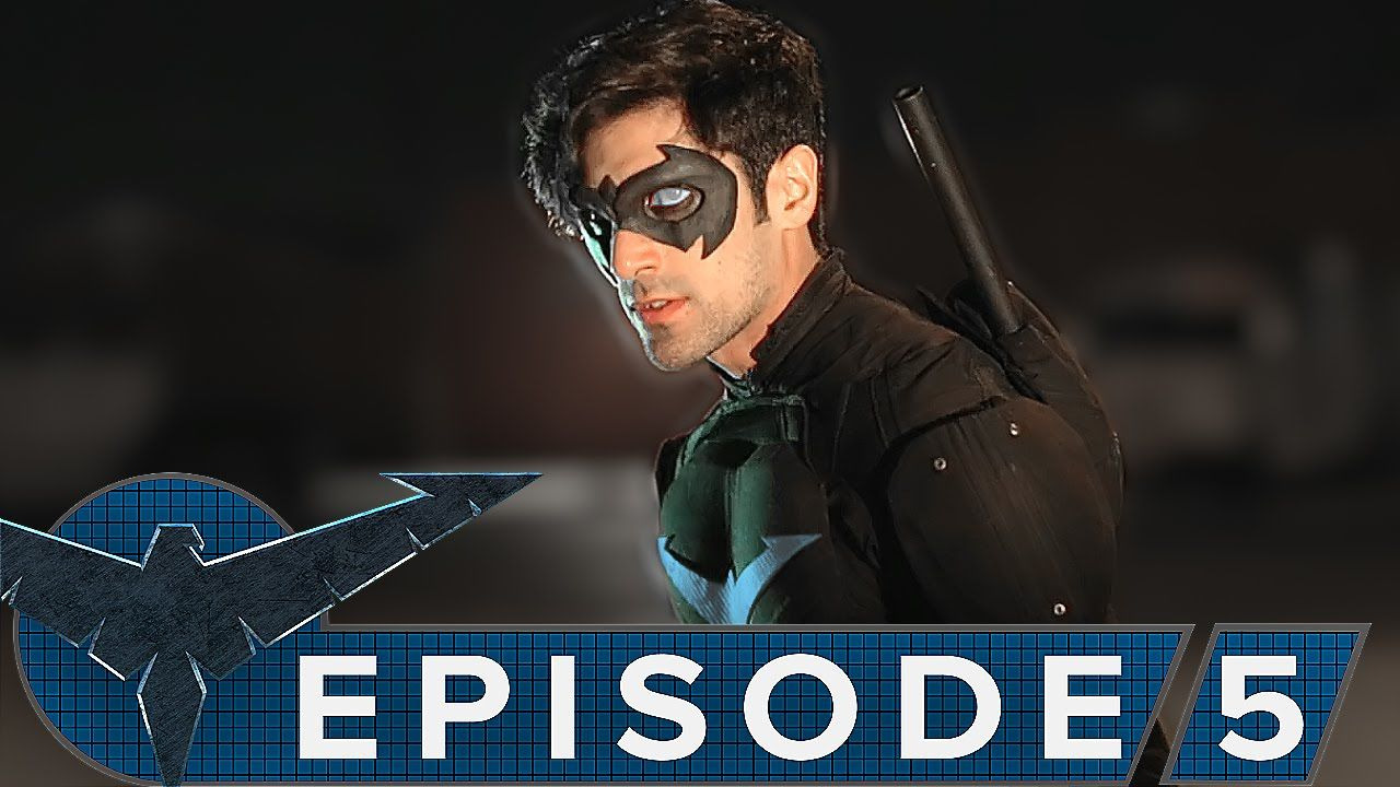 Nightwing: The Series — s01e05 — Legacy