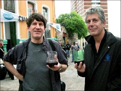 Anthony Bourdain: No Reservations — s04e14 — Uruguay