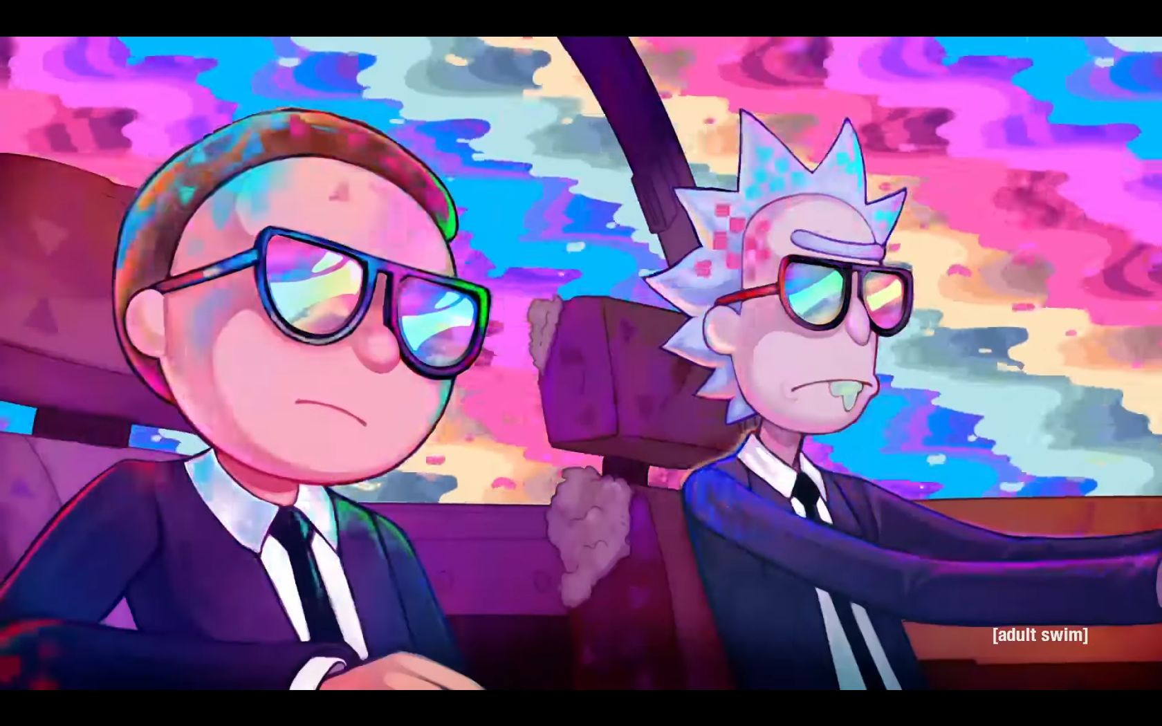 Рик и Морти — s03 special-19 — Rick and Morty x Run the Jewels: Oh Mama