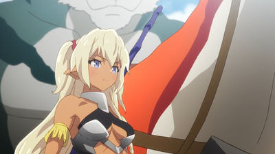 How NOT to Summon a Demon Lord — s01e03 — Fallen Assault