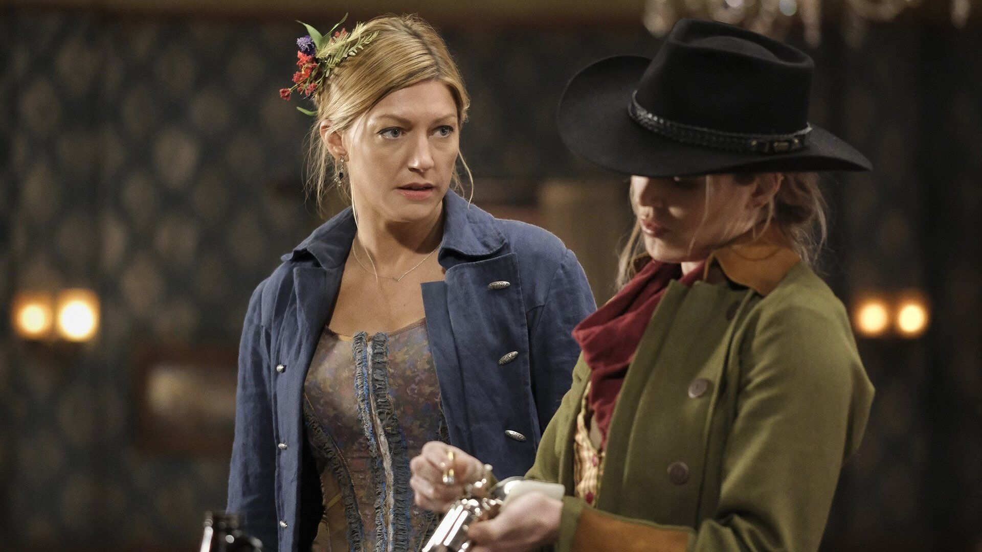 DC's Legends of Tomorrow — s06e08 — Stressed Western