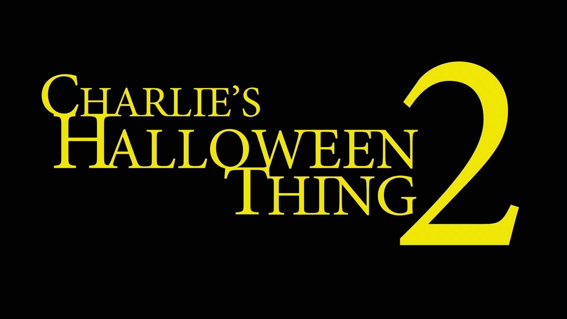 Мы обычные медведи — s04e26 — Charlie's Halloween Thing 2