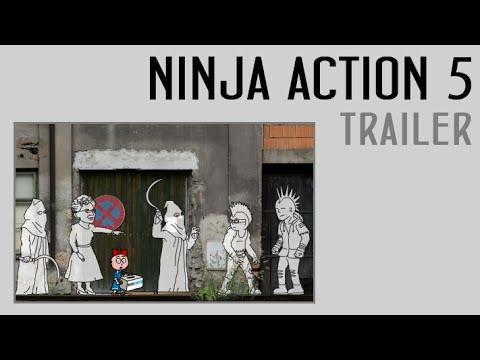 Animaction decks  — s04e03 — Ниндзя в деле 5: Трейлер