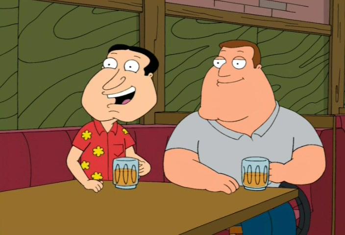 Family Guy — s04e24 — Peterotica