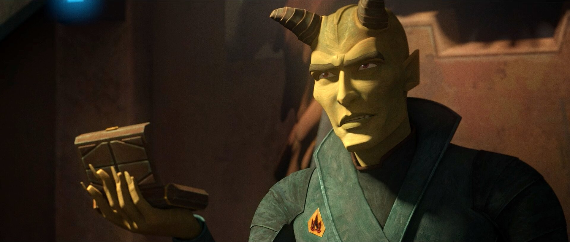 Star Wars: The Bad Batch — s01e13 — Infested