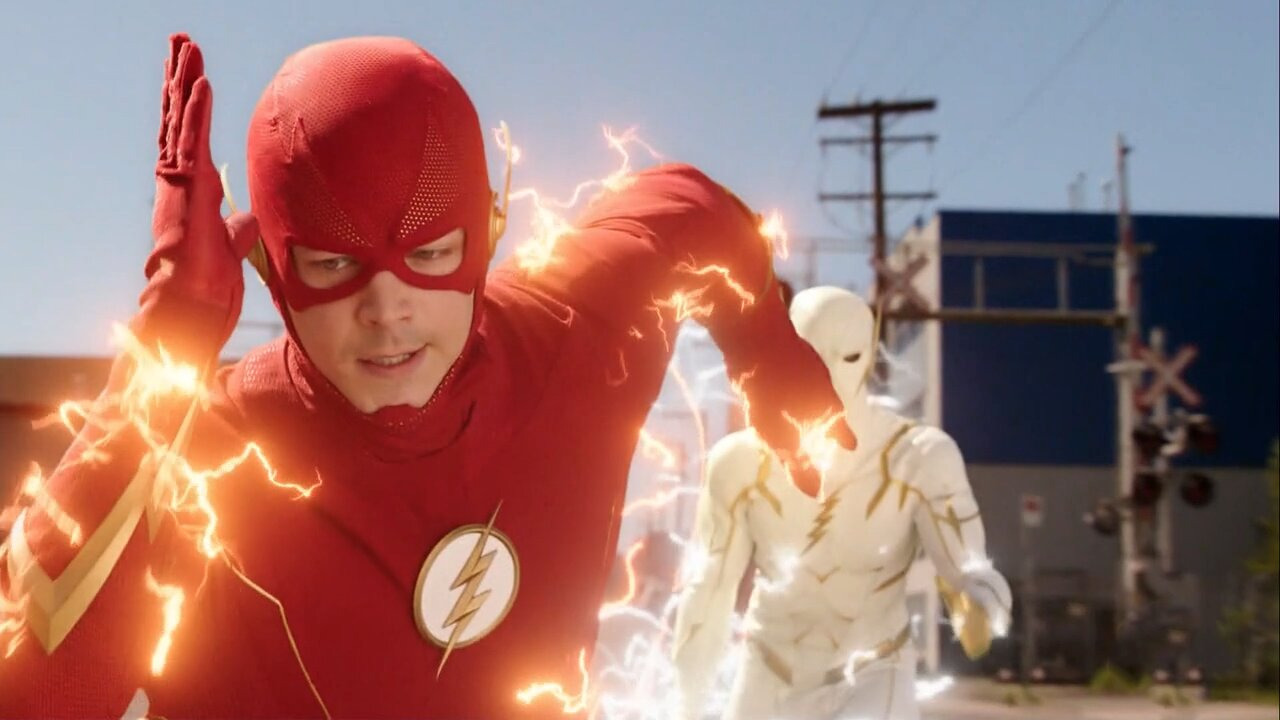 The Flash — s07e16 — P.O.W.