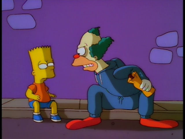 The Simpsons — s07e15 — Bart the Fink