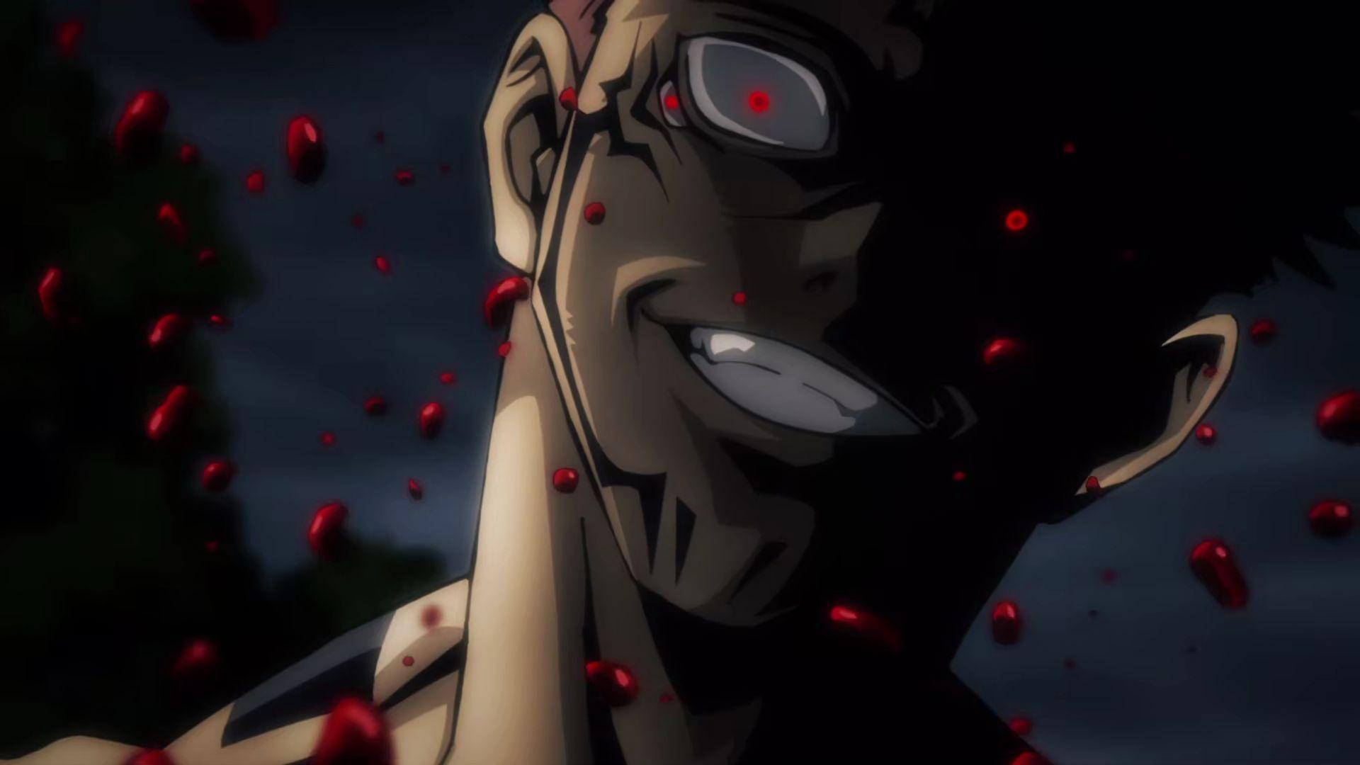 Jujutsu Kaisen — s01e05 — Curse Womb Must Die -II-