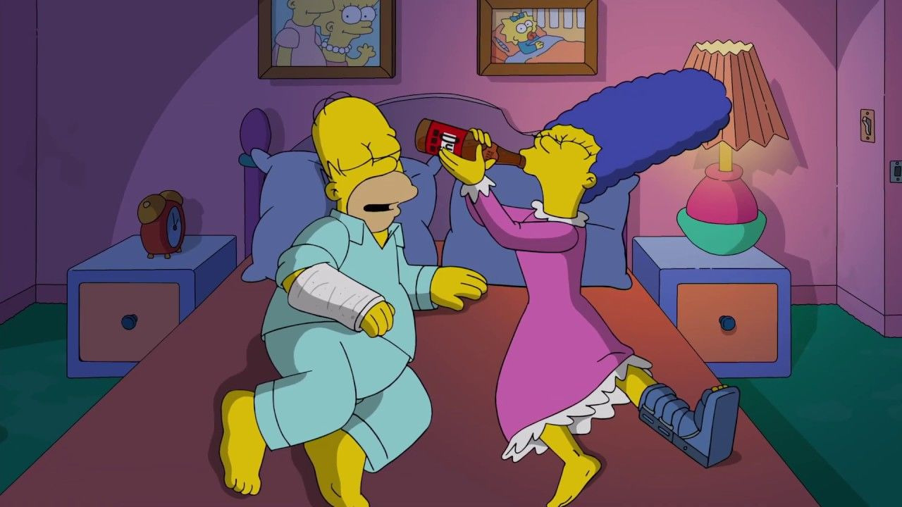 The Simpsons — s30e16 — I Want You (She's So Heavy)