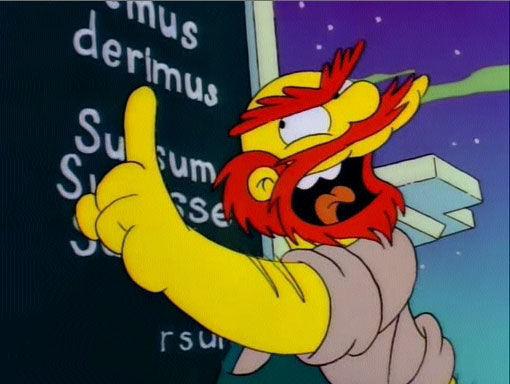 The Simpsons — s07e06 — Treehouse of Horror VI