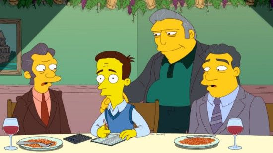 The Simpsons — s24e05 — Penny-Wiseguys