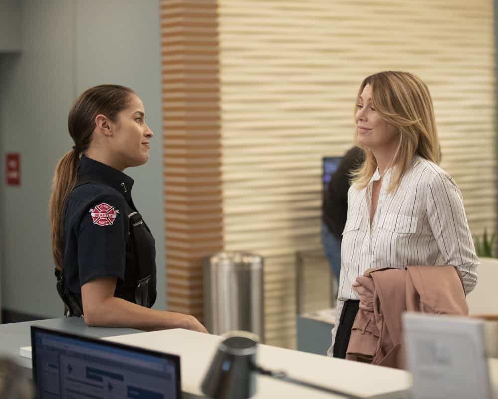 Grey's Anatomy — s15e04 — Momma Knows Best