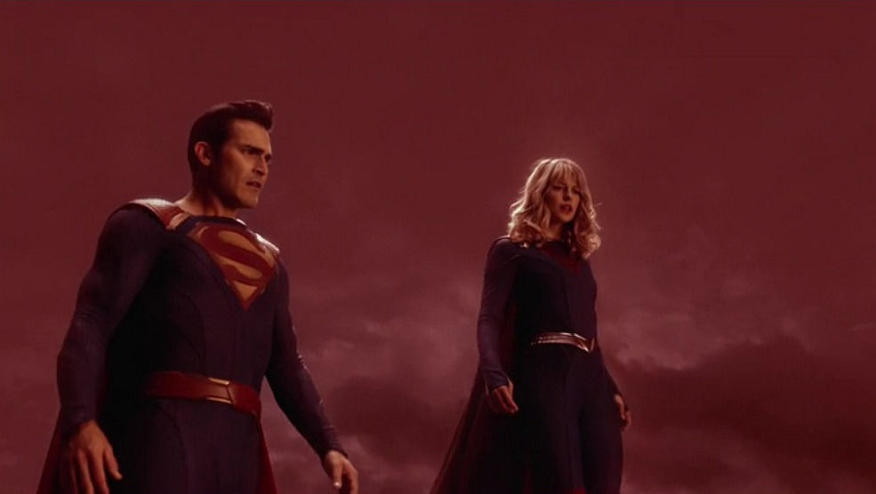 Supergirl — s05e09 — Crisis on Infinite Earths: Part One
