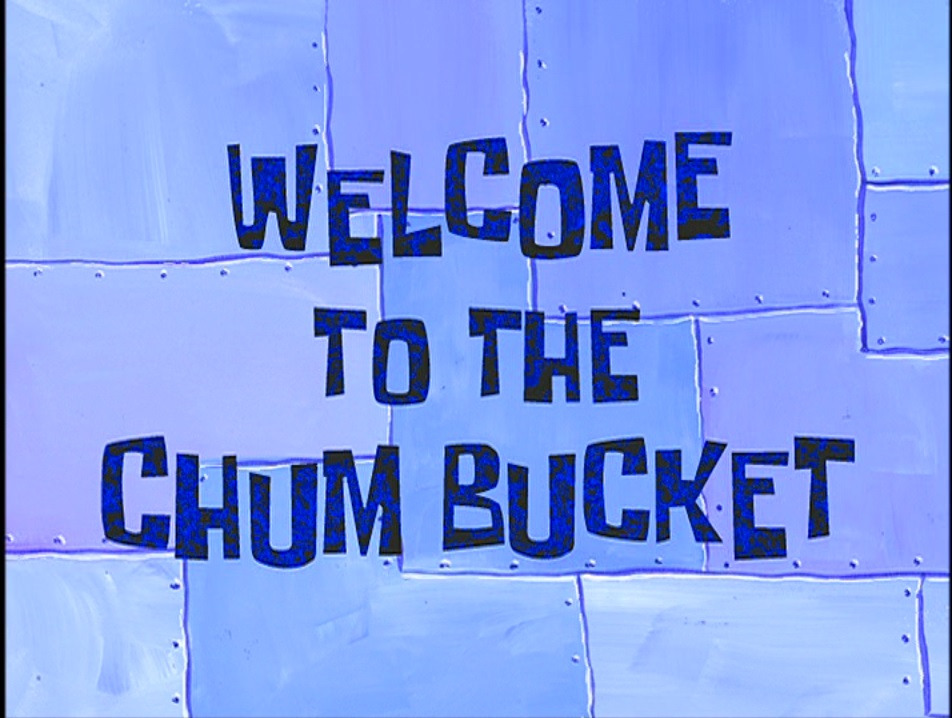 Губка Боб квадратные штаны — s02e26 — Welcome to the Chum Bucket