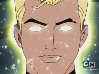 Бен 10: Инопланетная сила — s01e05 — All that Glitters