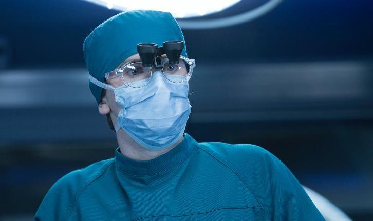 Хороший доктор — s01e16 — Pain