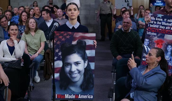 Фостеры — s05e12 — #IWasMadeInAmerica