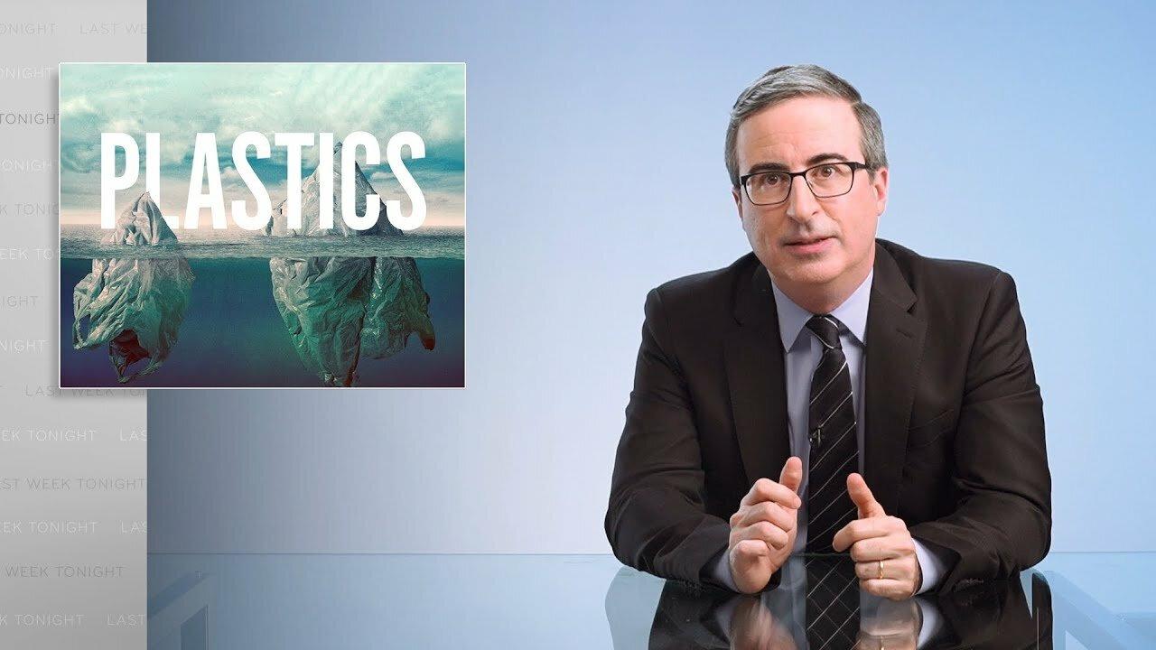 События прошедшей недели с Джоном Оливером — s08e06 — Plastics