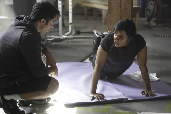 The Mindy Project — s02e12 — Danny Castellano is My Personal Trainer