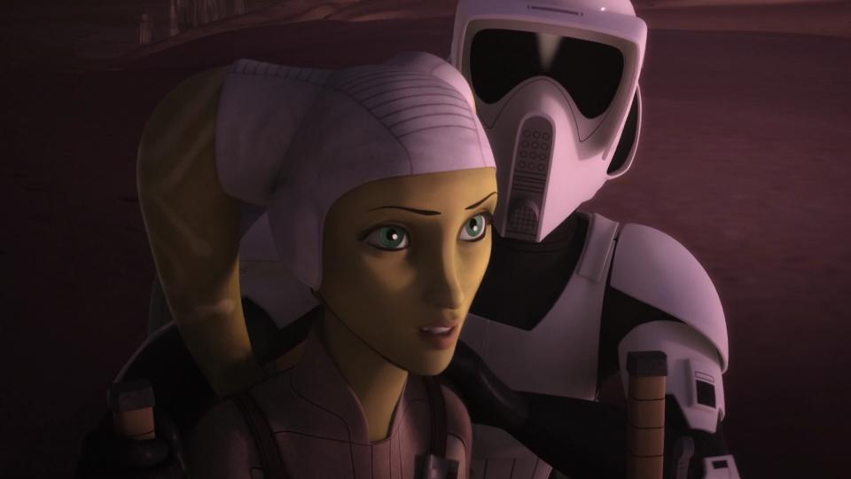 Star Wars Rebels — s03e05 — Hera's Heroes