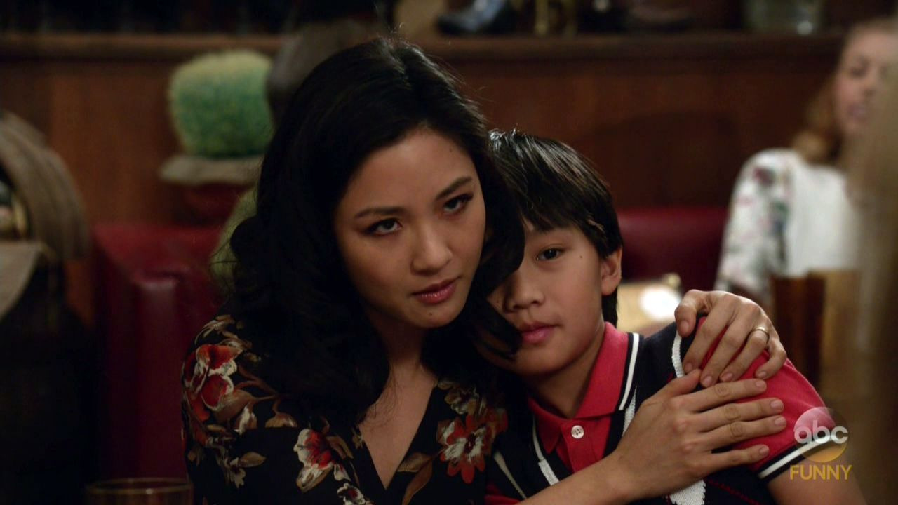 Fresh Off the Boat — s04e15 — We Need to Talk About Evan