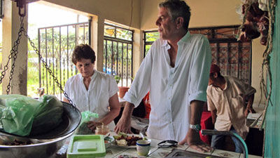 Anthony Bourdain: No Reservations — s07e03 — Nicaragua