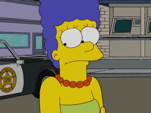 The Simpsons — s19e04 — I Don't Wanna Know Why the Caged Bird Sings