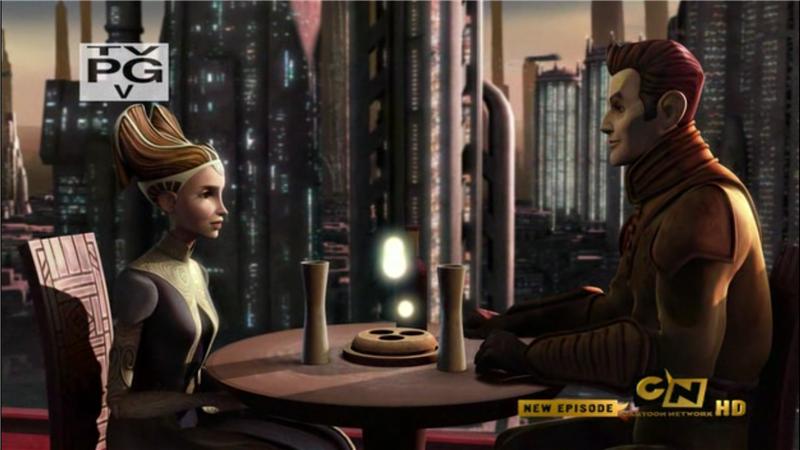 Звездные войны: Войны клонов — s02e04 — Senate Spy